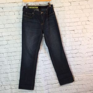 J Crew low-rise boot cut stretch jeans size 32S